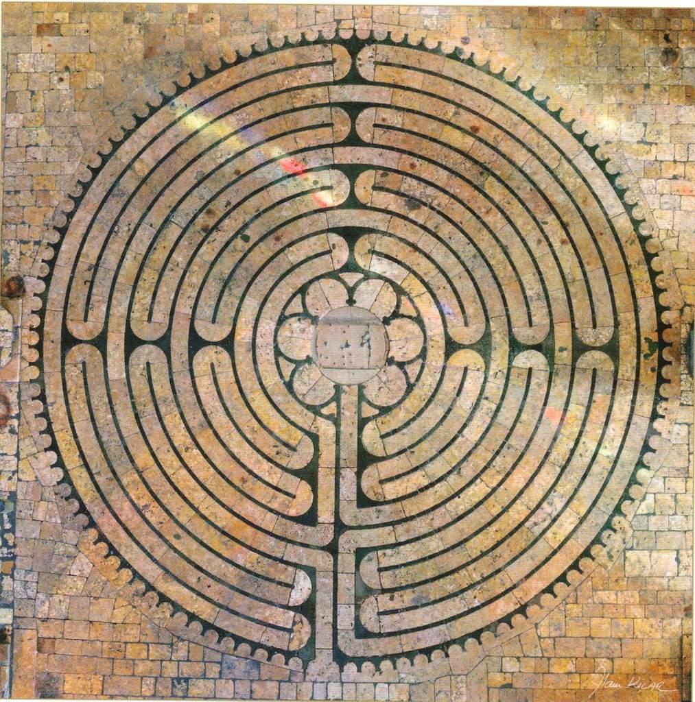 Jour 29 : Labyrinthe de gratitude
