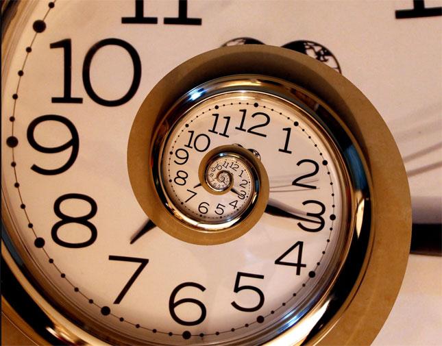 Jour 24 : Voyage dans le temps